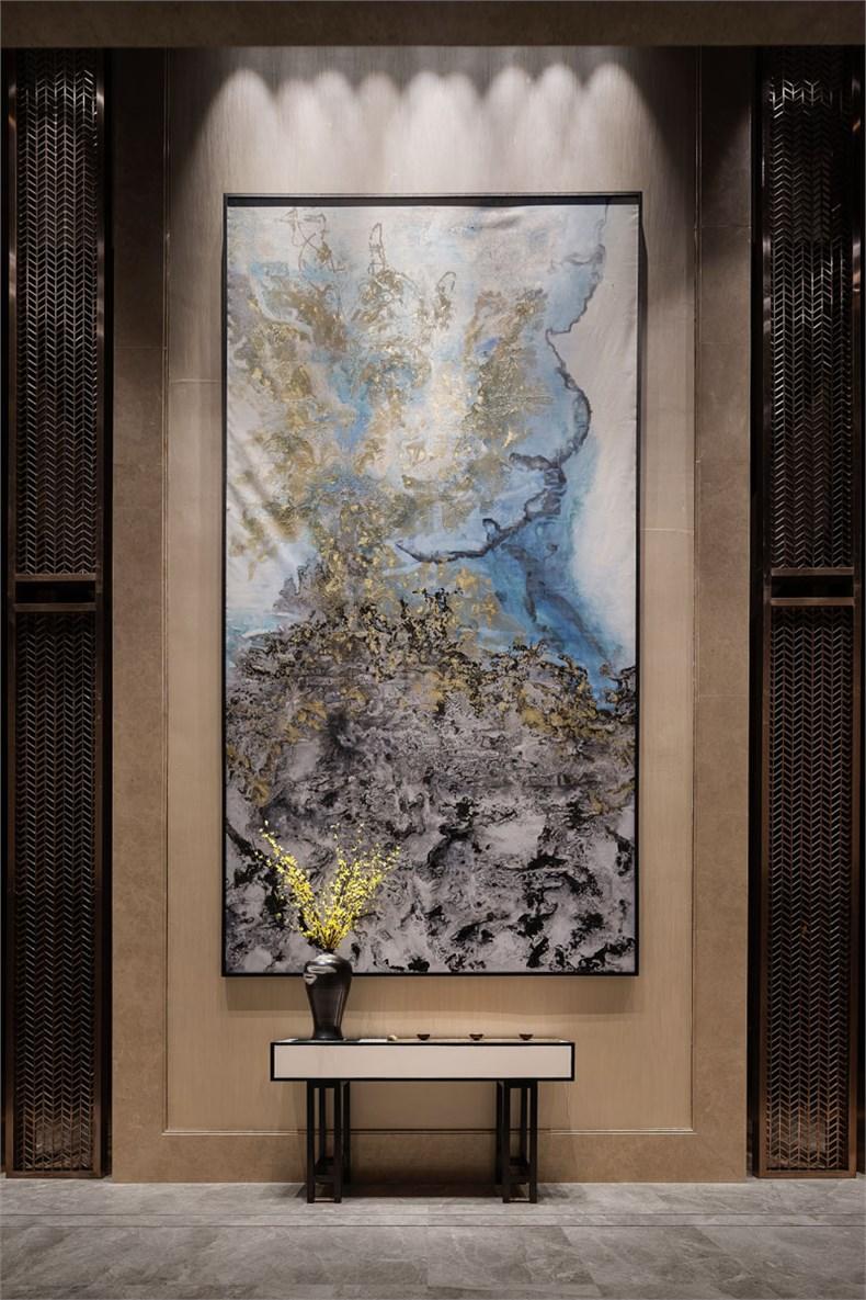 艾迪尔建筑装饰:成都皇冠湖销售体验中心设计-11