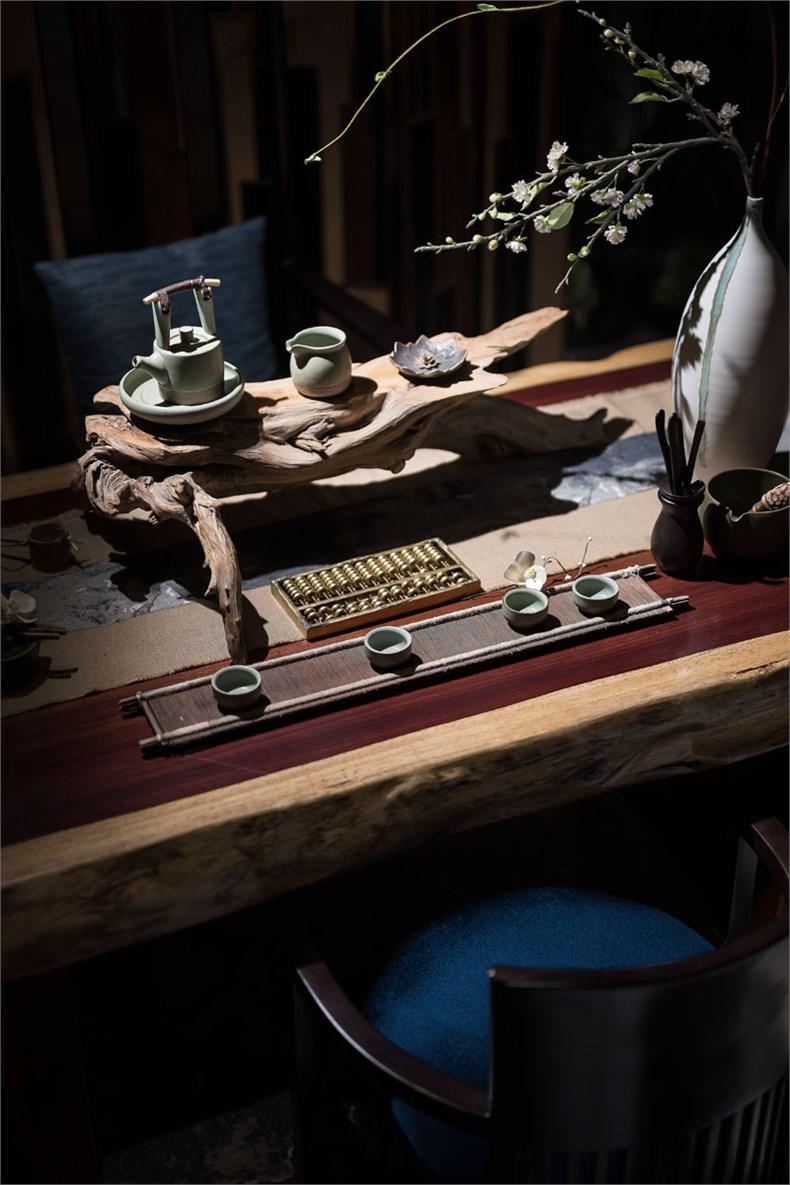 艾迪尔建筑装饰:成都皇冠湖销售体验中心设计-17