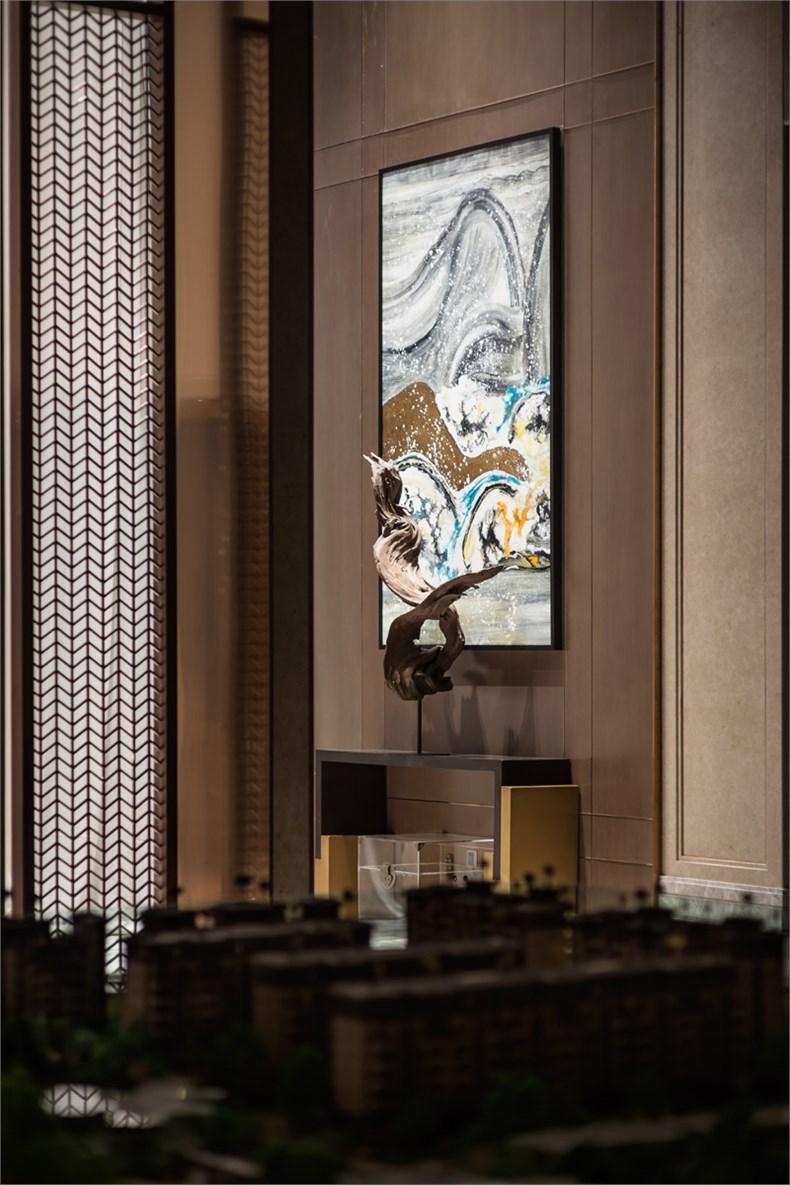 艾迪尔建筑装饰:成都皇冠湖销售体验中心设计-13