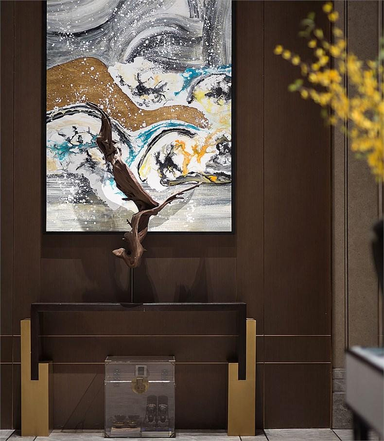 艾迪尔建筑装饰:成都皇冠湖销售体验中心设计-14