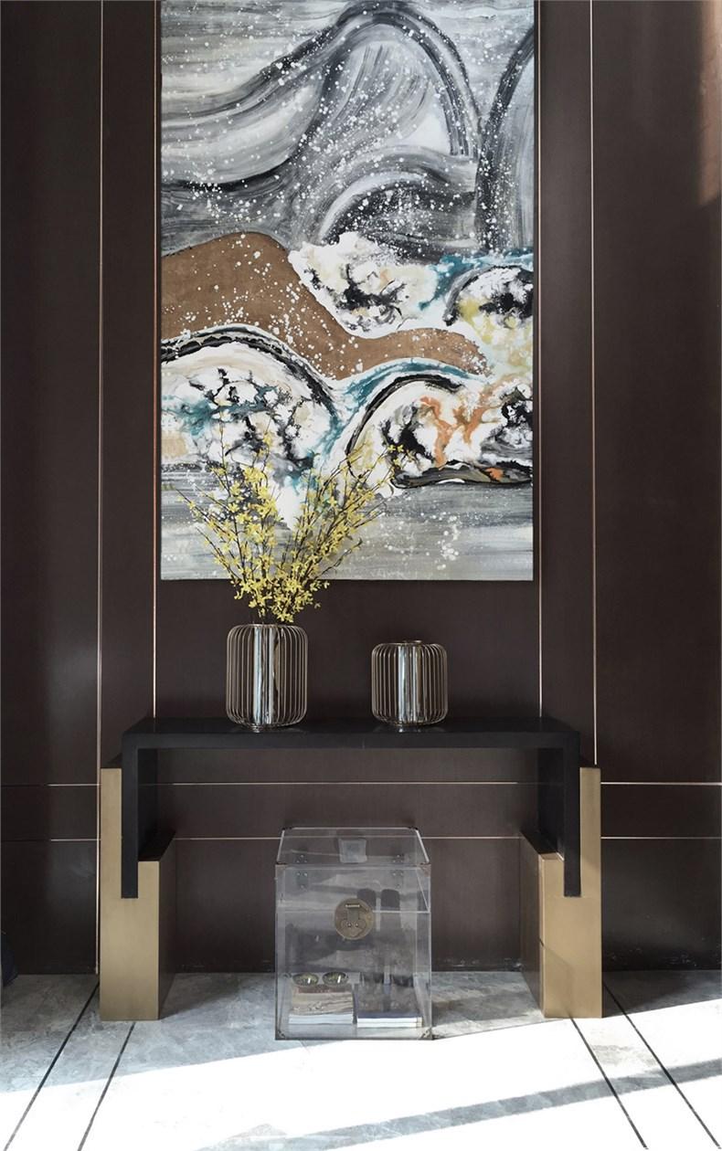 艾迪尔建筑装饰:成都皇冠湖销售体验中心设计-15
