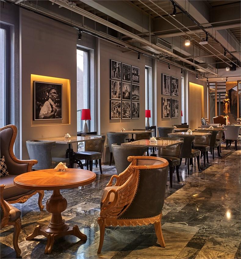 艾迪尔建筑装饰:ZERO COFFEE·餐厅设计-08