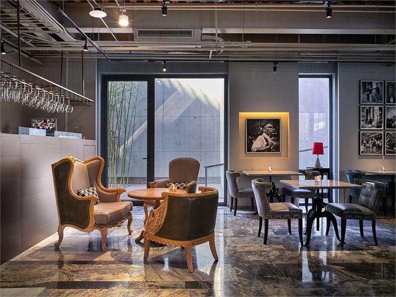 艾迪尔建筑装饰:ZERO COFFEE·餐厅设计-09