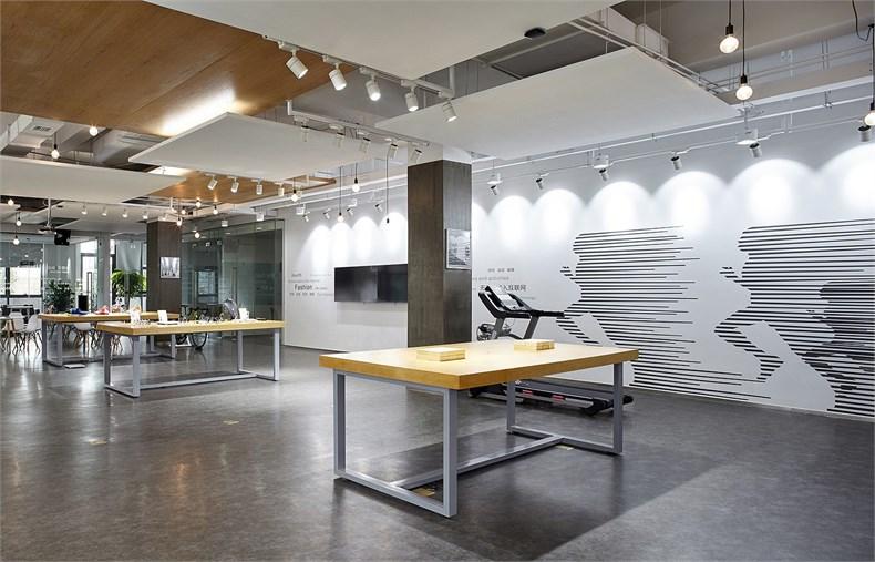 """艾迪尔建筑装饰:""""HU.AM.I""""华米科技总部办公设计-08"""