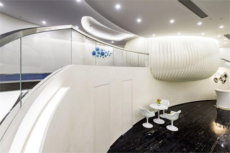 DOMUS DESIGN 多姆设计:上海时代广场商办展示中心6