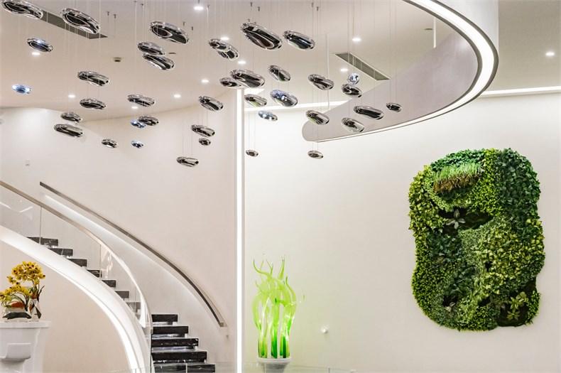 DOMUS DESIGN 多姆设计:上海时代广场商办展示中心5