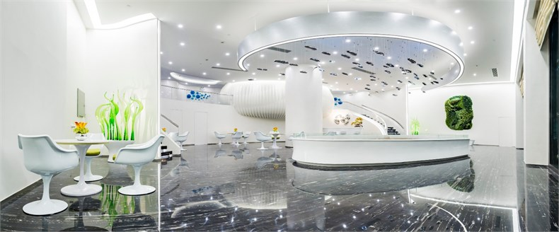 DOMUS DESIGN 多姆设计:上海时代广场商办展示中心1