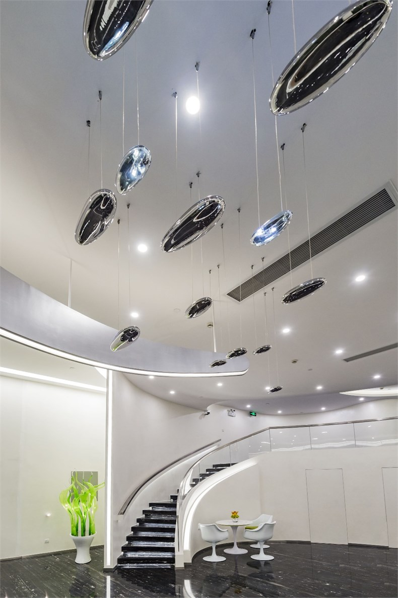 DOMUS DESIGN 多姆设计:上海时代广场商办展示中心4