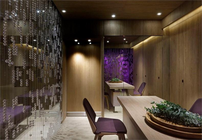 陈连武:雨中的熏香SPA空间设计-02