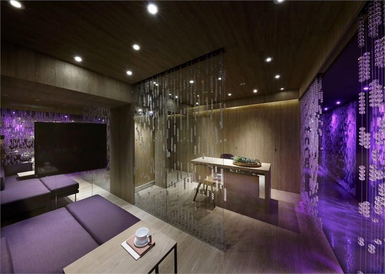 陈连武:雨中的熏香SPA空间设计-01