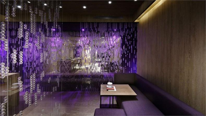 陈连武:雨中的熏香SPA空间设计-07