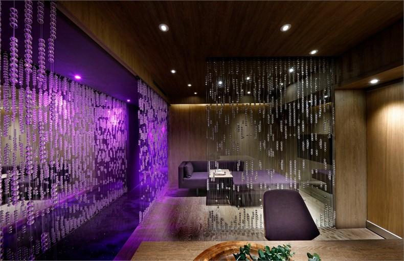 陈连武:雨中的熏香SPA空间设计-04