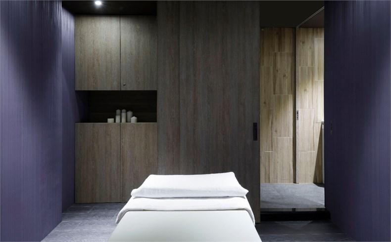 陈连武:雨中的熏香SPA空间设计-10