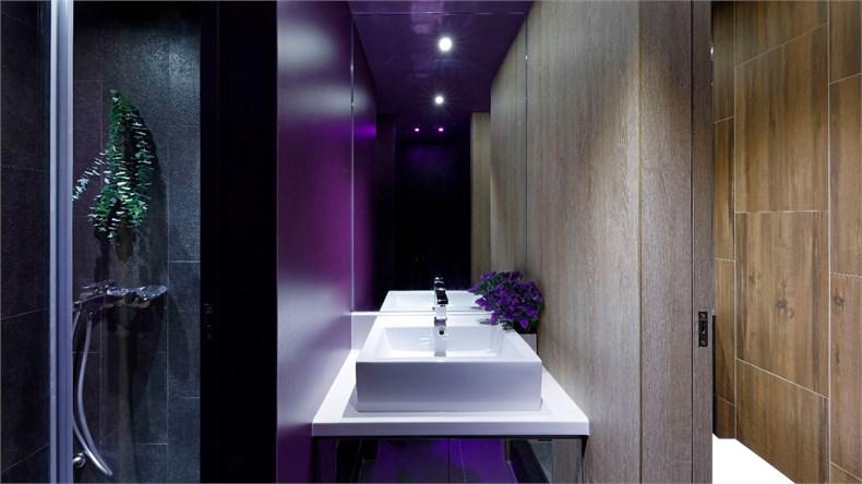 陈连武:雨中的熏香SPA空间设计-12