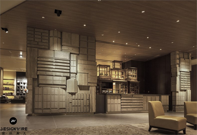【首发】NAO Taniyama:东京君悦酒店宴会厅设计-03