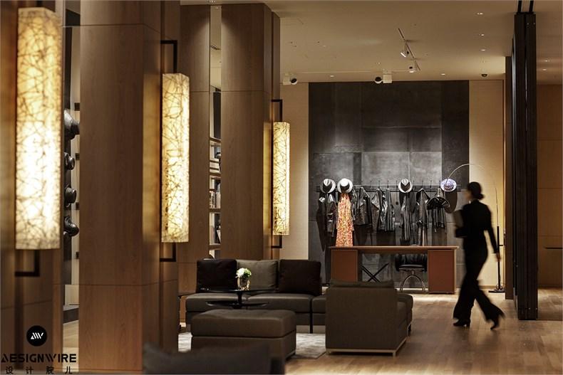 【首发】NAO Taniyama:东京君悦酒店宴会厅设计-05