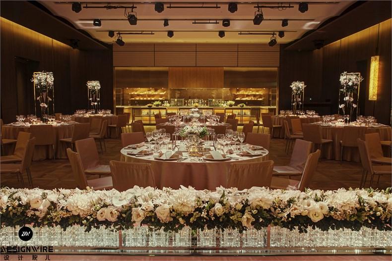 【首发】NAO Taniyama:东京君悦酒店宴会厅设计-16