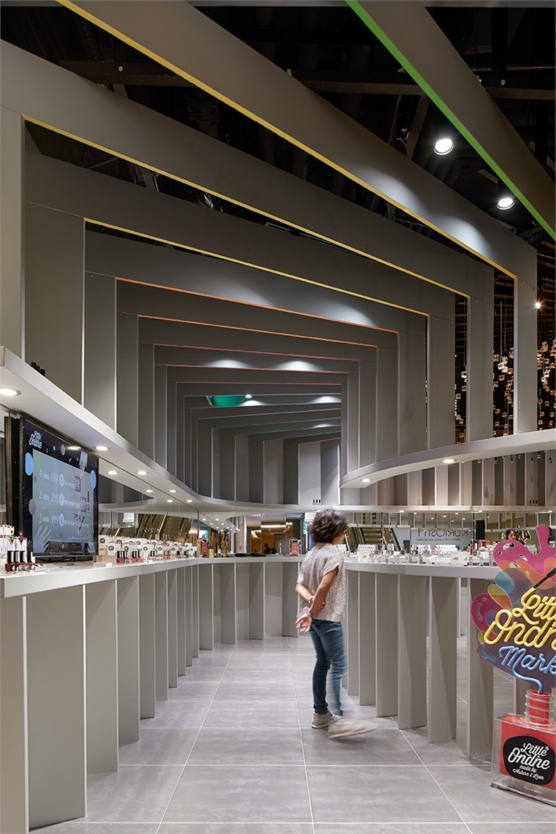 解方: Little Ondine 上海K11门店设计4
