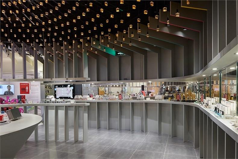 解方: Little Ondine 上海K11门店设计8