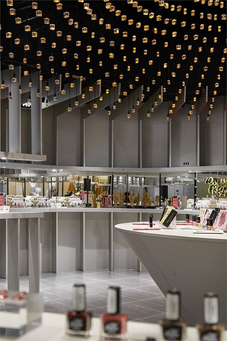 解方: Little Ondine 上海K11门店设计12
