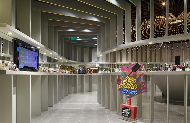 解方: Little Ondine 上海K11门店设计3