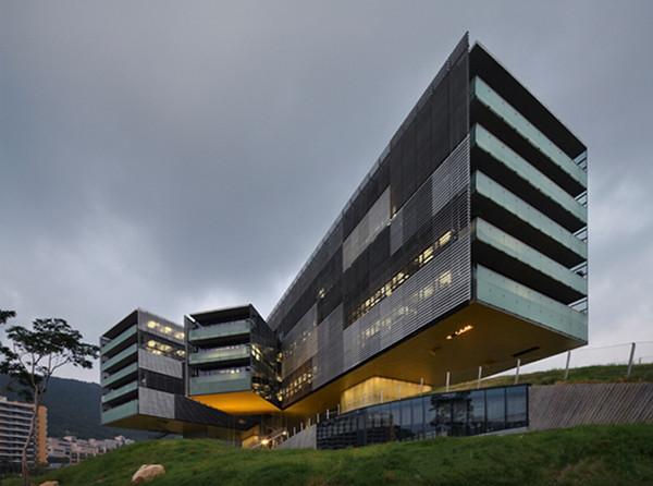 BLVD办公新作| 深圳万科总部室内改造设计1