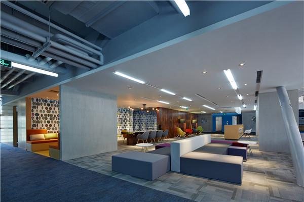 BLVD办公新作| 深圳万科总部室内改造设计2