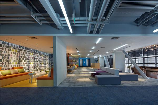 BLVD办公新作| 深圳万科总部室内改造设计3