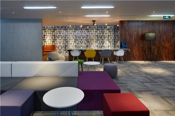 BLVD办公新作| 深圳万科总部室内改造设计4