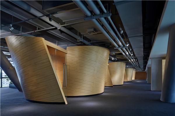BLVD办公新作| 深圳万科总部室内改造设计7