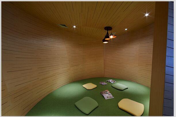 BLVD办公新作| 深圳万科总部室内改造设计8