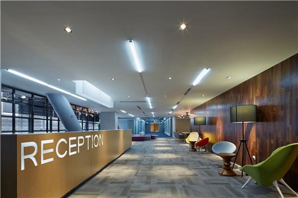 BLVD办公新作| 深圳万科总部室内改造设计9