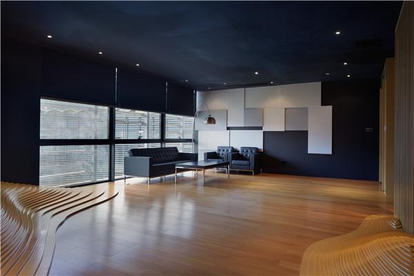 BLVD办公新作| 深圳万科总部室内改造设计10
