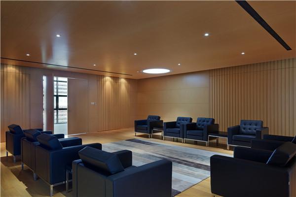 BLVD办公新作| 深圳万科总部室内改造设计11