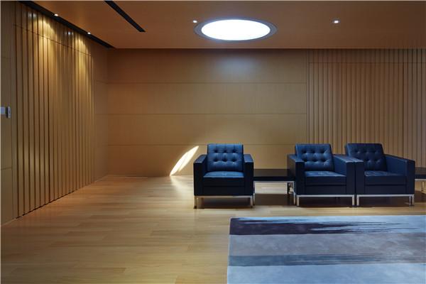 BLVD办公新作| 深圳万科总部室内改造设计12