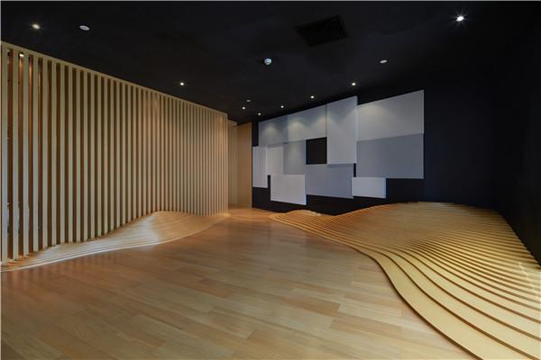 BLVD办公新作| 深圳万科总部室内改造设计13
