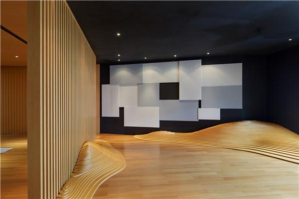 BLVD办公新作| 深圳万科总部室内改造设计14