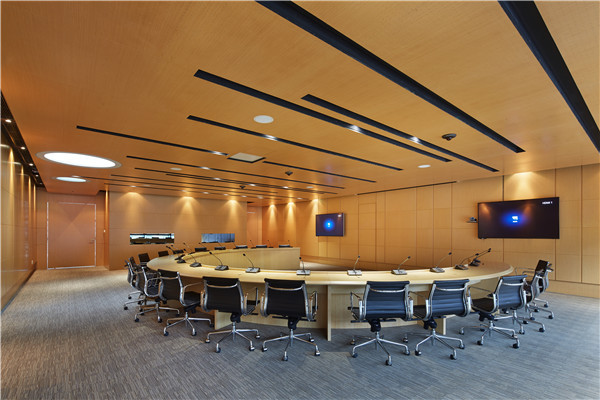 BLVD办公新作| 深圳万科总部室内改造设计15