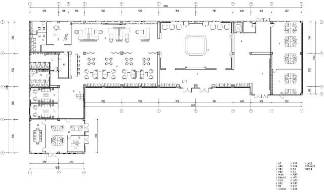 Andy Leung:新中式主义南京蓝光公园售楼处室内设计-23