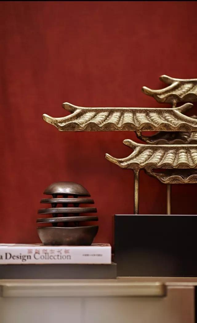 Andy Leung:新中式主义南京蓝光公园售楼处室内设计-21
