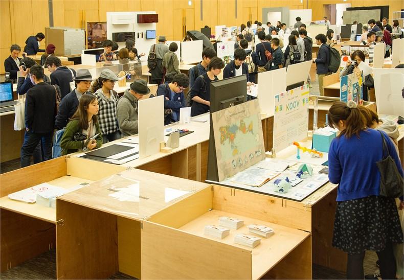 日本设计促进研究所(JDP)宣布2016世界地图作品分布图-03