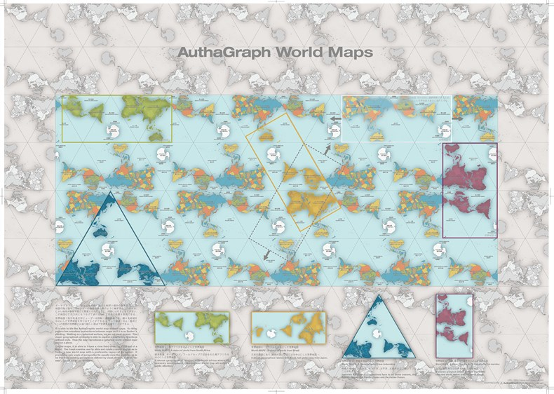 日本设计促进研究所(JDP)宣布2016世界地图作品分布图-05