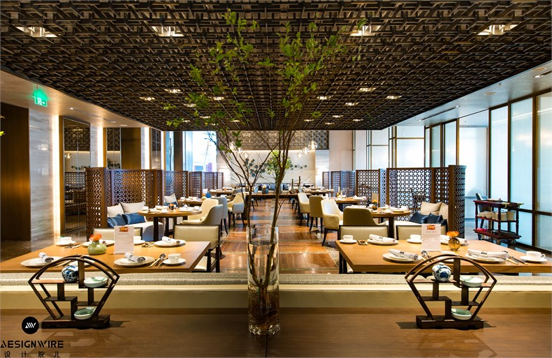 文玉:北京富力万丽酒店雅苑中餐厅设计-01