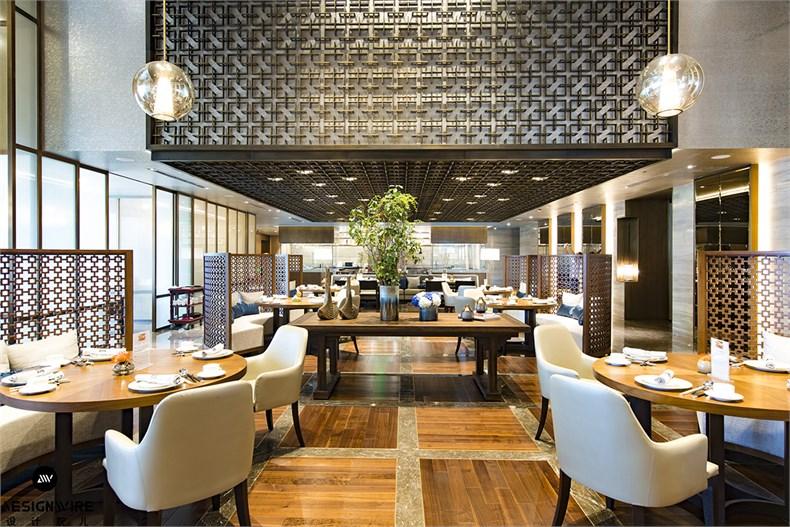 文玉:北京富力万丽酒店雅苑中餐厅设计-02