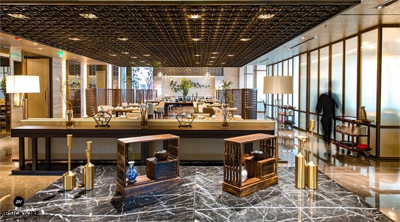 文玉:北京富力万丽酒店雅苑中餐厅设计-03