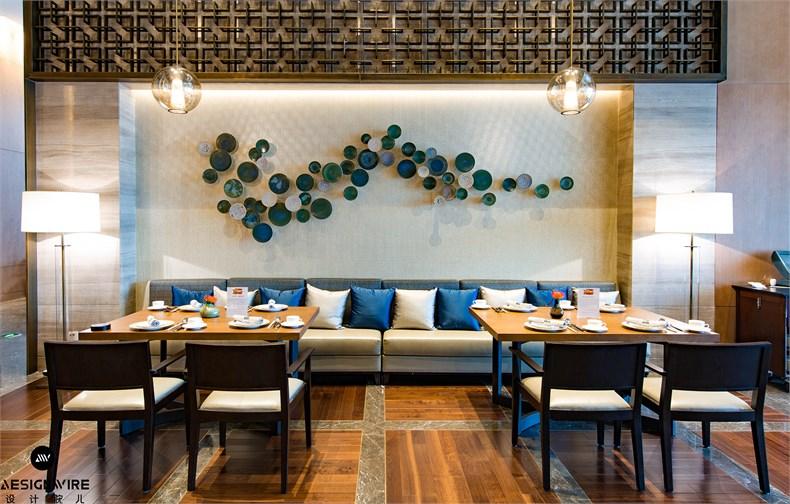 文玉:北京富力万丽酒店雅苑中餐厅设计-04