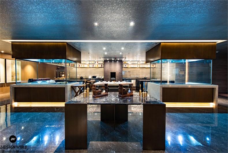 文玉:北京富力万丽酒店雅苑中餐厅设计-08