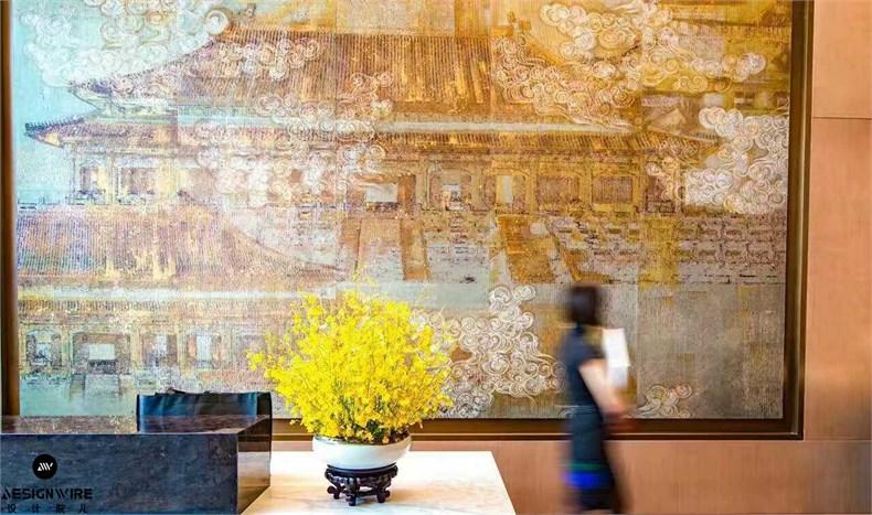 文玉:北京富力万丽酒店雅苑中餐厅设计-10