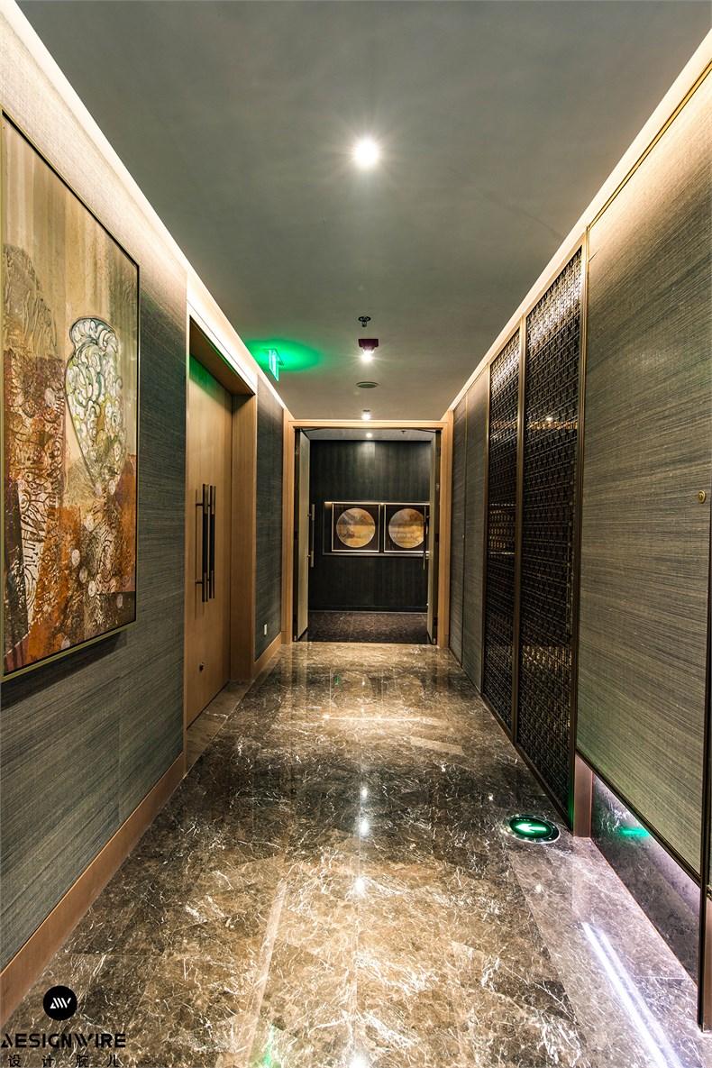 文玉:北京富力万丽酒店雅苑中餐厅设计-11