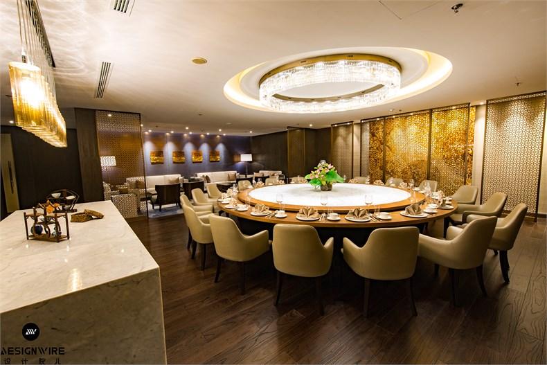 文玉:北京富力万丽酒店雅苑中餐厅设计-06